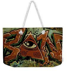 Graffiti_17 Weekender Tote Bag