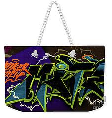 Graffiti_18 Weekender Tote Bag