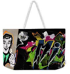 Graffiti_19 Weekender Tote Bag