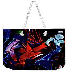 Graffiti_20 Weekender Tote Bag