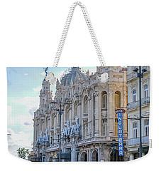 Gran Teatro De La Habana Weekender Tote Bag