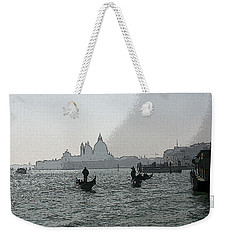Grand Canal Weekender Tote Bag