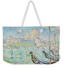 Grand Canal Venice Weekender Tote Bag by Pierre Van Dijk