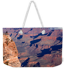 Weekender Tote Bag featuring the photograph Grand Canyon 18 by Donna Corless