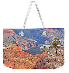 Grand Canyon 2 Weekender Tote Bag by Debby Pueschel