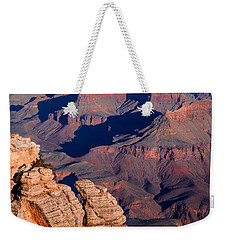Weekender Tote Bag featuring the photograph Grand Canyon 21 by Donna Corless