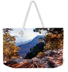 Weekender Tote Bag featuring the photograph Grand Canyon 26 by Donna Corless