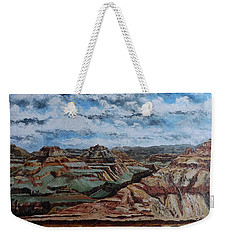 Grand Canyon 3 Weekender Tote Bag
