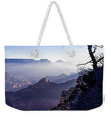 Weekender Tote Bag featuring the photograph Grand Canyon 33 by Donna Corless