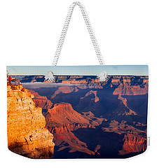 Weekender Tote Bag featuring the photograph Grand Canyon 35 by Donna Corless
