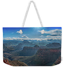 Grand Canyon 6 Weekender Tote Bag by Phil Abrams