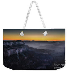 Grand Canyon At Twilight Weekender Tote Bag by RicardMN Photography