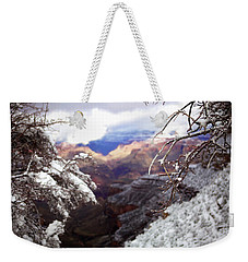 Grand Canyon Branch Weekender Tote Bag