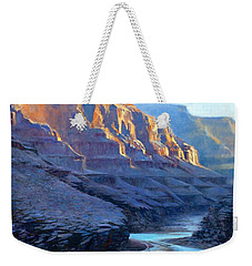Grand Canyon Dawns Weekender Tote Bag