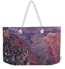 Grand Canyon Dusk 1 Weekender Tote Bag