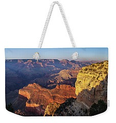 Grand Canyon Evening Weekender Tote Bag