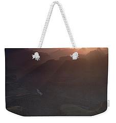 Grand Canyon Glow Weekender Tote Bag