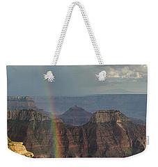 Grand Canyon Rainbow Weekender Tote Bag
