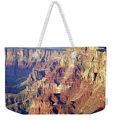 Weekender Tote Bag featuring the photograph Grand Canyon South Rim by Norman Hall