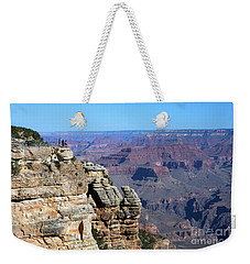 Grand Canyon South Rim Weekender Tote Bag