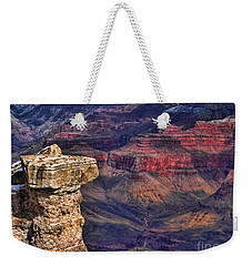 Grand Canyon Stacked Rock Weekender Tote Bag