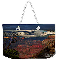 Grand Canyon Storm Clouds Weekender Tote Bag