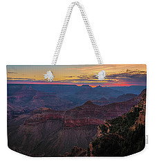 Grand Canyon Sunrise Weekender Tote Bag