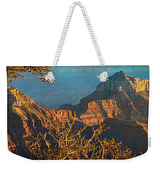 Grand Canyon Sunset Panorama Weekender Tote Bag
