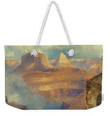 Grand Canyon Weekender Tote Bag by Thomas Moran