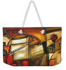 Grand Central Weekender Tote Bag