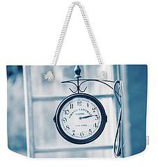 Grand Central Time 2 Weekender Tote Bag
