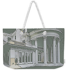 Grand Exterior Weekender Tote Bag