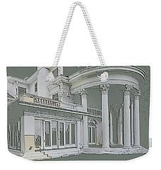 Grand Exterior Weekender Tote Bag