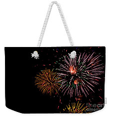 Grand Finale 3 Weekender Tote Bag