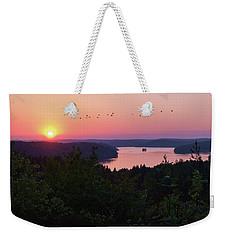 Grand Finale Weekender Tote Bag