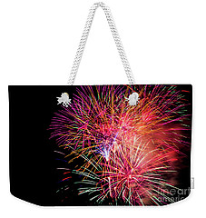 Grand Finale Weekender Tote Bag