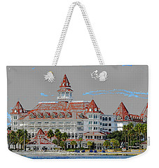 Grand Floridian In Summer Weekender Tote Bag