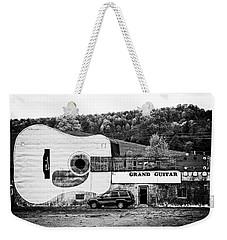 Grand Guitar Weekender Tote Bag