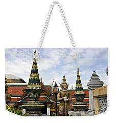 Grand Palace 10 Weekender Tote Bag