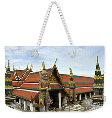 Grand Palace 11 Weekender Tote Bag
