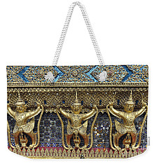 Grand Palace 7 Weekender Tote Bag