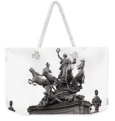 Grand Palais Quadriga Weekender Tote Bag