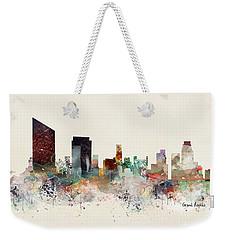 Grand Rapids Michicgan Weekender Tote Bag