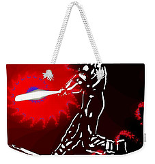 Grand Salami 2 Weekender Tote Bag by Tim Allen