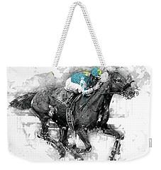 American Pharoah Grand Slam 15 Weekender Tote Bag