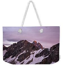 Grand Teton National Park Sunset Weekender Tote Bag