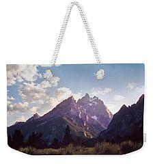 Grand Teton Weekender Tote Bag by Scott Norris