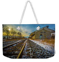 Grand Trunk Station  Weekender Tote Bag