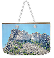 Grand View Weekender Tote Bag