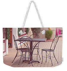 Weekender Tote Bag featuring the photograph Grand Village  by Ester Rogers